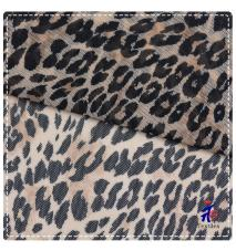hot sale leopard printed mes...