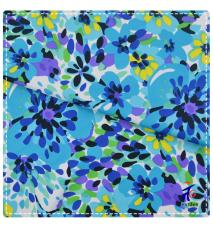 hot sale blue floral printed...